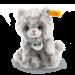 Steiff Minka Kitten Grey Plush 17cm 084010