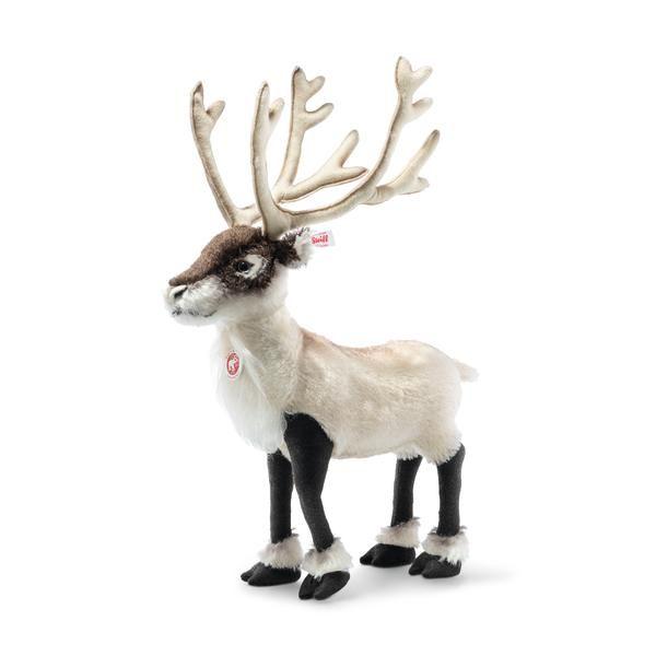 Steiff Erik the standing Reindeer Mohair Limited Edition 34cm 006074