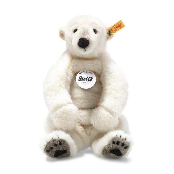 Steiff Nanouk Polar Bear Plush 33cm 062605