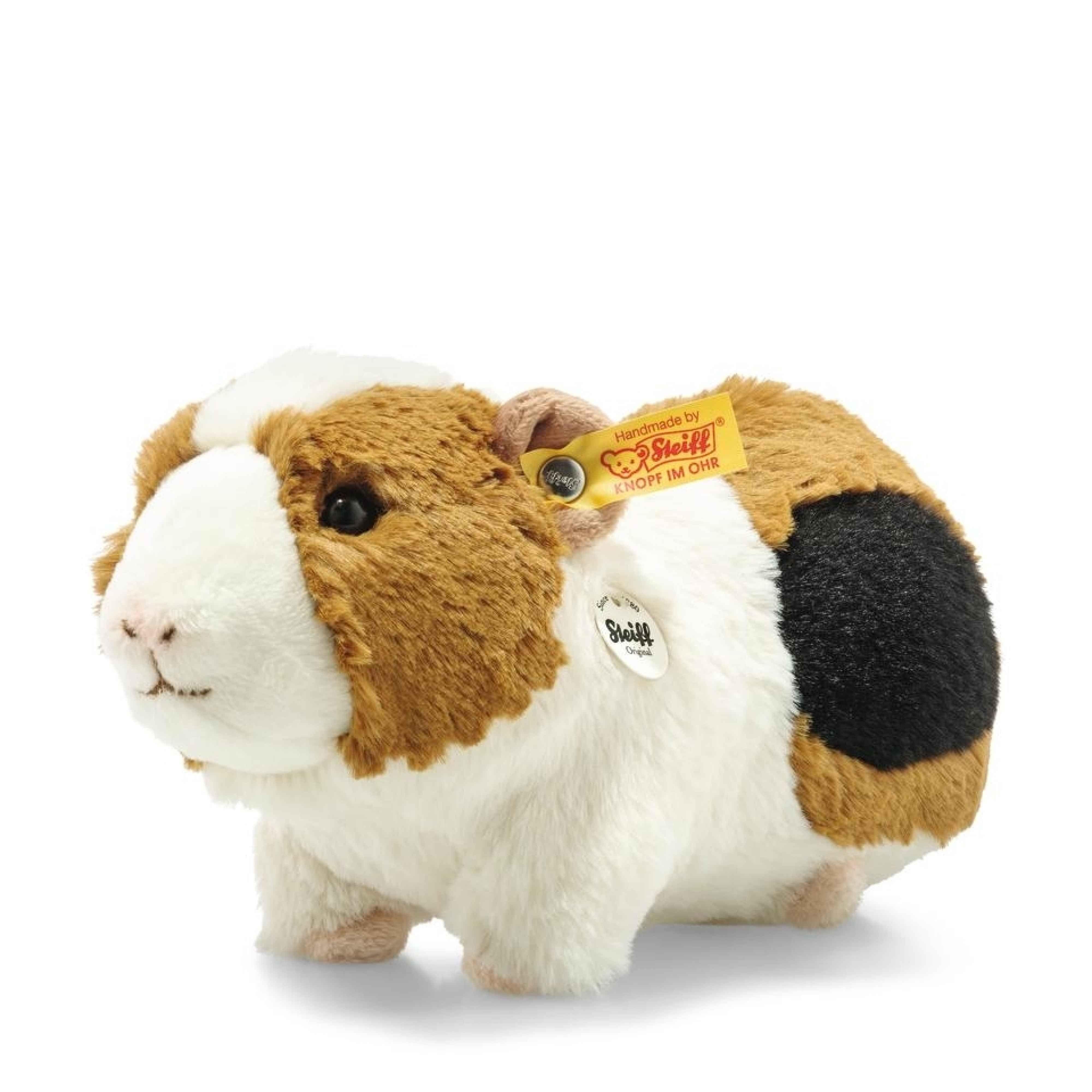 Steiff Dalle Guinea Pig Plush 22cm 073830