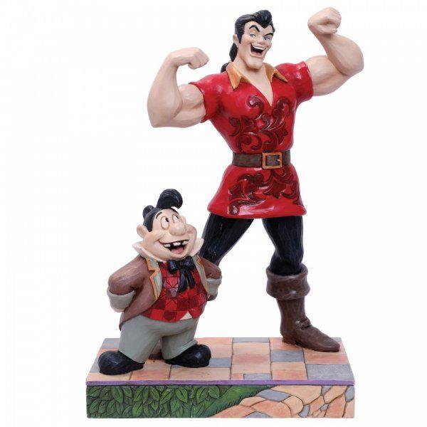 Muscle-Bound Menace (Gaston and Lefou Figurine)6005969