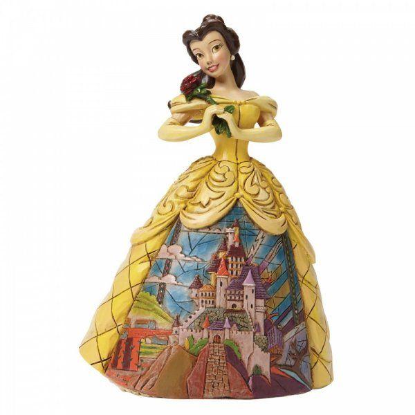 Enchanted (Belle Figurine)4045238 by Disney Enesco