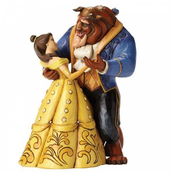 Moonlight Waltz (Beauty and The Beast Figurine)4049619 by Disney Enesco