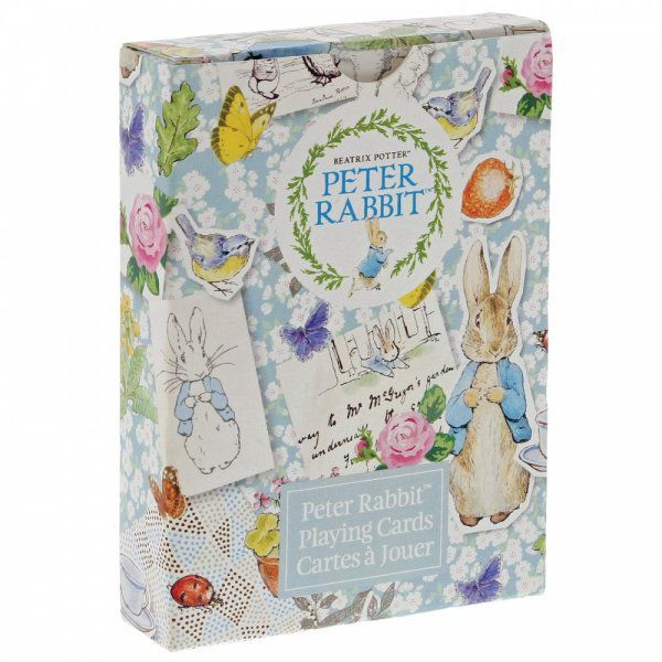 Peter Rabbit PlayingCards by Enesco A30015
