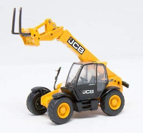 Oxford Diecast JCB 531 70 Loadall JCB 76LDL001