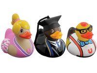 Bud Ducks College Set of 3 Mini Ducks BUD1071