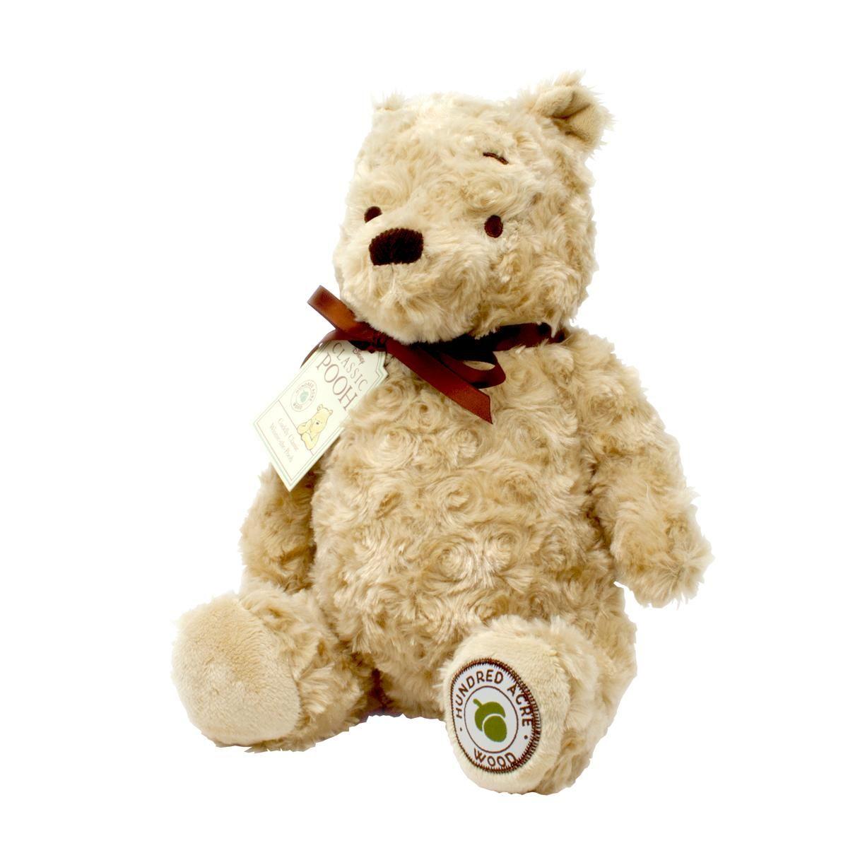Cuddly Classic Winnie the Pooh soft toy by Rainbow Designs DN1463