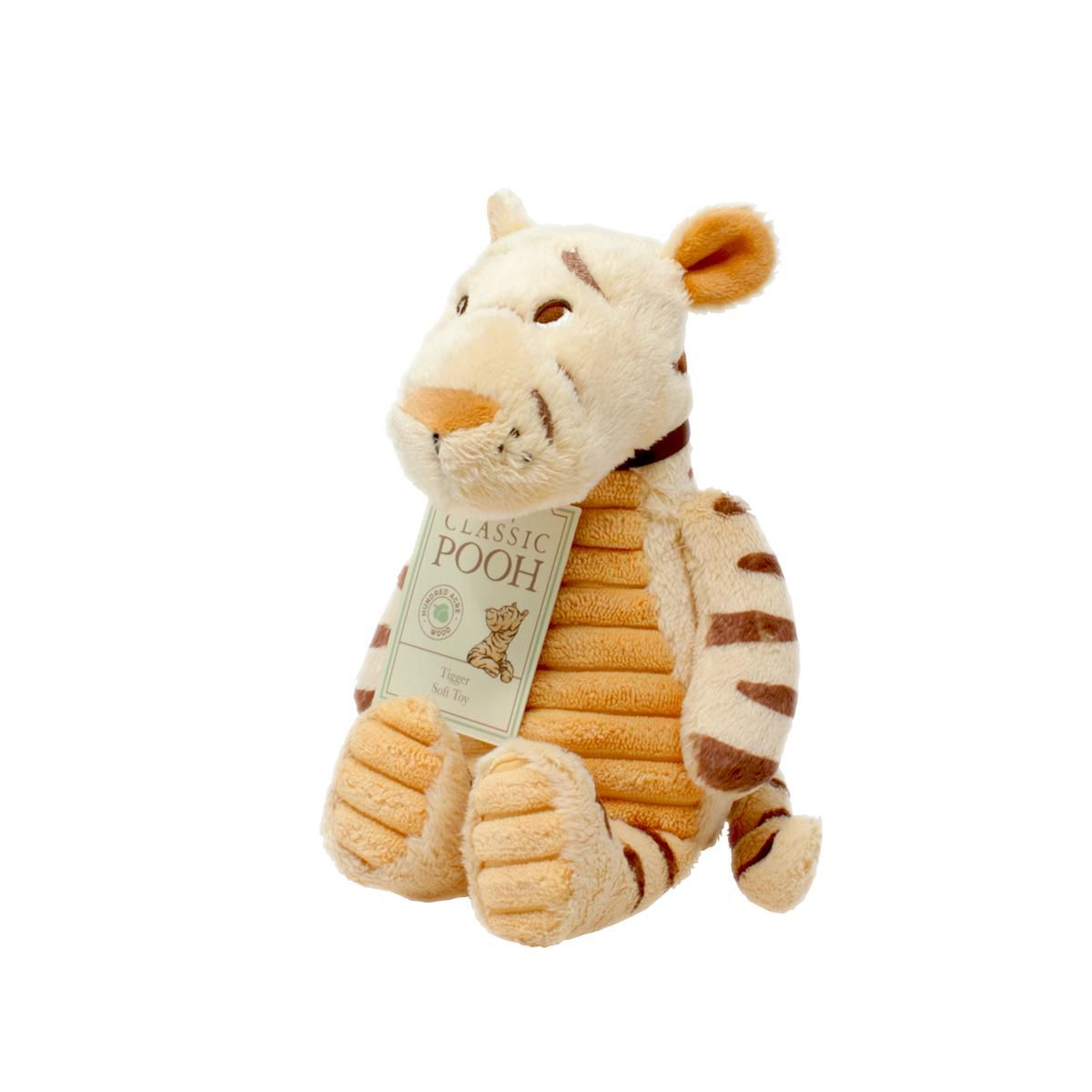 Hundred Acre Wood Tigger Soft Toy by Rainbow Designs DN1471