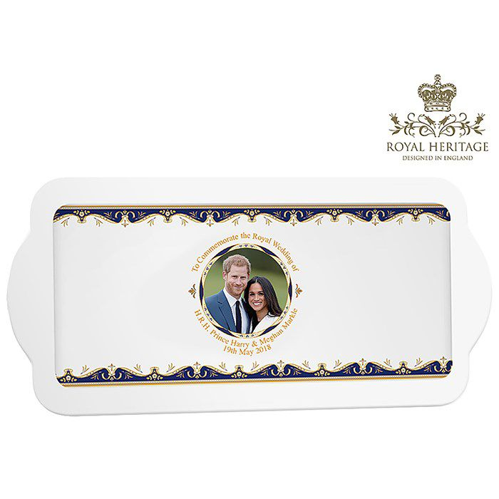 LP18081 Royal Wedding Sandwich Tray