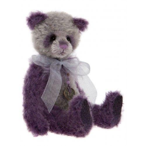 Old Faithful teddy bear Minimo Collection Charlie Bears MM175631A 17cm