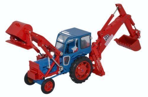 Oxford Diecast JCB Major Loader Mk1 Excavator JCB 76ML1001