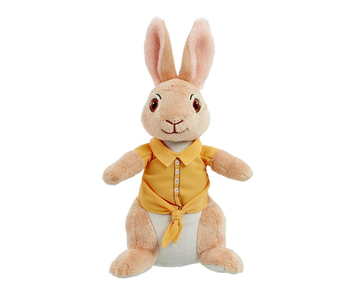 Mopsy Bunny plush soft toy 18cm by Rainbow Designs PO1681m