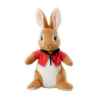 Flopsy Bunny Movie Soft Toy 22cm by Rainbow Designs PO1545