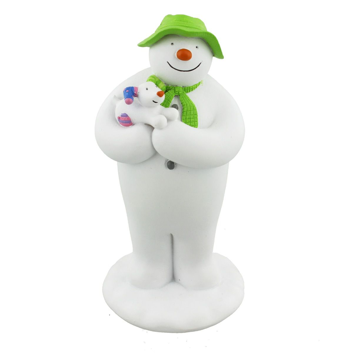 The Snowman and the Snowdog Resin Figurine 12.5cm SM104