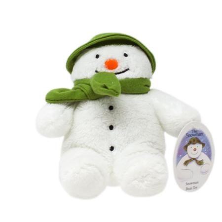 The Snowman Bean Toy by Rainbow Designs SM1152
