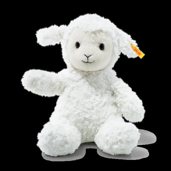 Steiff Fuzzy Lamb Soft Cuddly Friends 28cm 073410