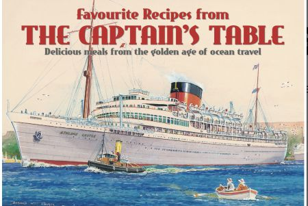 Salmon Favourite Recipes From The Captains Table Book SA121