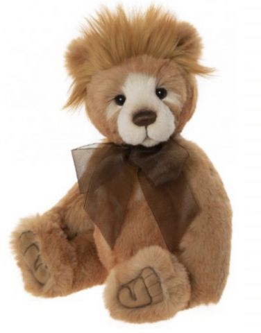 Charlie Bears Hawkins Plush Teddy Bear CB202024A