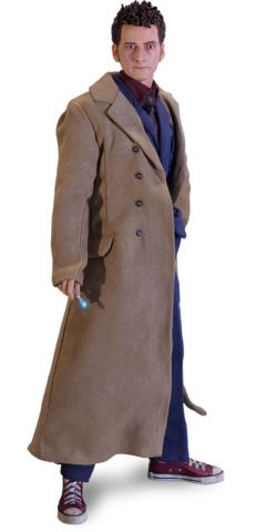 BCDW0073 Dr Who The Tenth Doctor Action Figure 1:6th Scale by Big Chief Studios