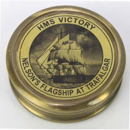 2093 HMS Victory Tribute Compass
