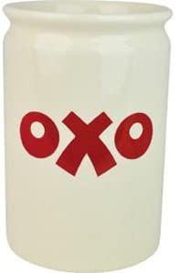 OXO Cubes Green and Red Jar UTJAOX01