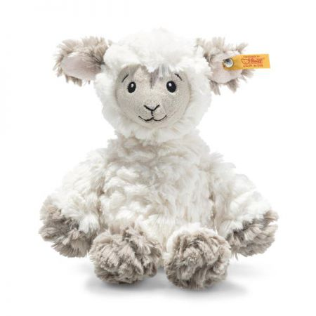 Steiff Lita Lamb Cream Plush Soft Cuddly Friends 20cm 242304