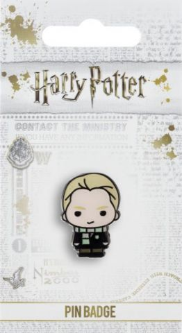 Draco Malfoy Pin Badge by The Carat Shop PBC0087
