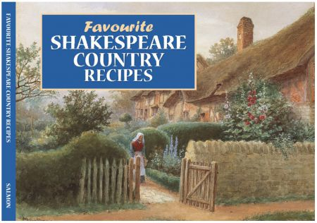 Salmon Favourite Shakespeare Country Recipes Book SA088