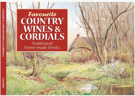 Salmon Favourite Country Wines and Cordials Recipes Book SA064