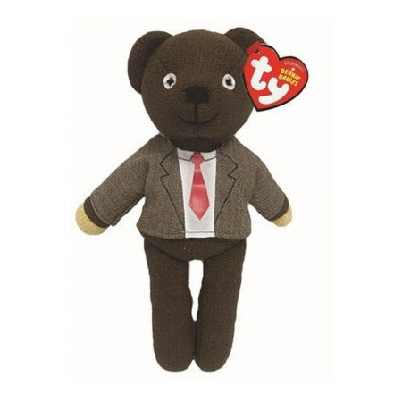 46226 Mr Bean's Teddy in Jacket and Tie by TY 25cm