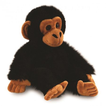 SW3646 20cm Chimp Plush Soft Toy by Keel Toys