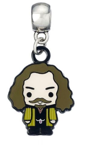 Sirius Black Slider Charm by The Carat Shop HPC0129