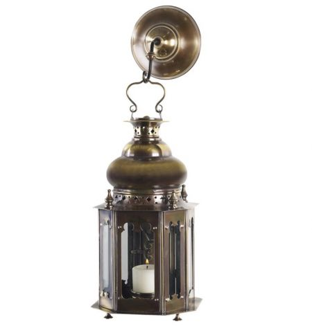 Authentic Models Venetian Lantern, Bronze SL047