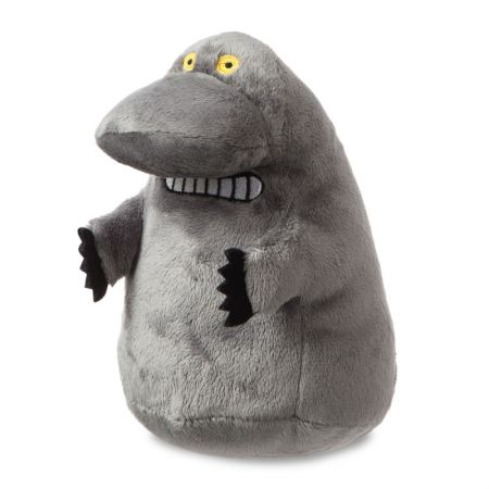 60993 The Groke 6.5 inch Plush Soft Toy