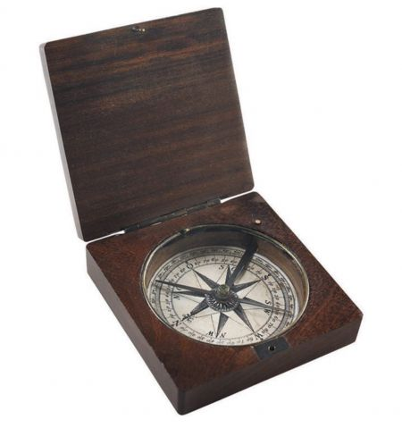 Authentic Models Lewis and Clark Compass CO009
