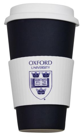 Oxford University Bamboo Fibre Travel Cup 73723