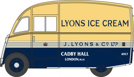 76CM009 Commer Q25 Lyons Ice Cream