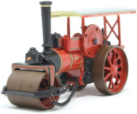Oxford Diecast Fowler Steam Roller No.15981 Eve 76FSR006