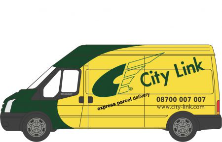 76FT025 Ford Transit LWB High Roof City Link
