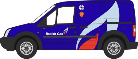 76FTC004 Ford Transit Connect British Gas