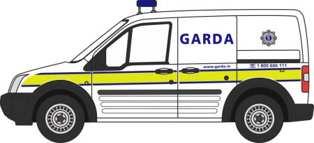 76FTC007 Ford Transit Connect Garda