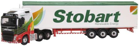 Oxford Diecast Volvo FH4 Stobart Renewable Energy 76VOL4010