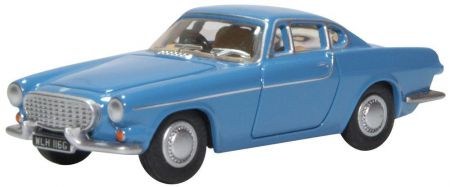 Oxford Diecast Volvo P1800 Teal Blue 76VP004