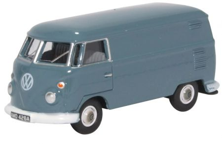 76VWS004 VW T1 Van Light Grey