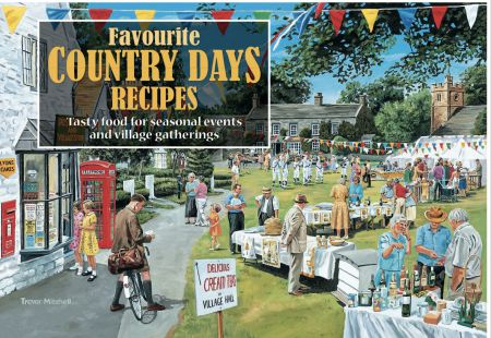 Salmon Favourite Country Days Recipes Book SA118