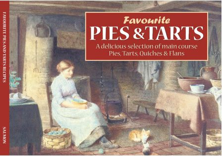 Salmon Favourite Pies And Tarts Recipes Book SA052
