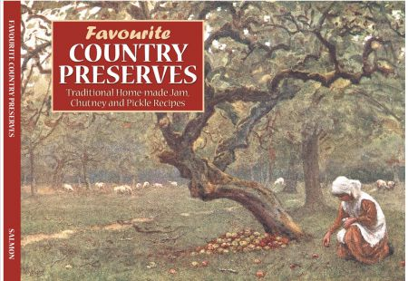Salmon Favourite Country Preserves Recipes Book SA057