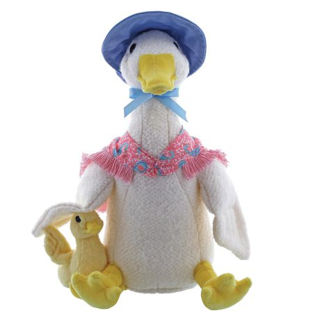 A28975 Gund Beatrix Potter Jemima Puddleduck Limited Edition