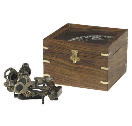 Authentic Models Sextant in Case KA032