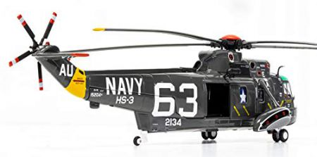AA33422 Sikorsky SH-3A 'White 63' US Navy, USS Guadalcanal 1965 Gemini X Spacecraft recovery